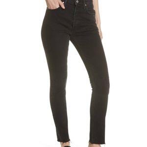 NWT Free People  Stella High Waist Skinny jeans